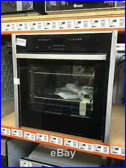NEFF Slide&Hide B47CR32N0B Built In Electric Single Oven S/S #227118