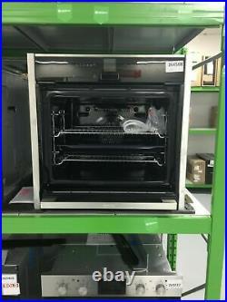 NEFF Slide & Hide B57CR22N0B Built In Electric Single/Oven #266508