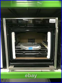 NEFF Slide & Hide B57CR22N0B Built In Electric Single/oven Stainless/steel #2