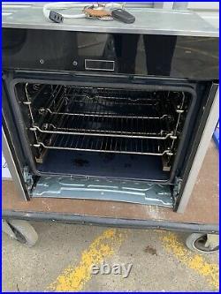 NEFF Slide & Hide B57VS24N0B Built In Electric Single/Oven Damaged door