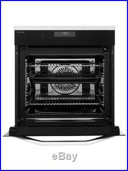 NEW 60CM John Lewis 70L JLBIOS635 Built In Single Electric Oven Steam Sous Vide