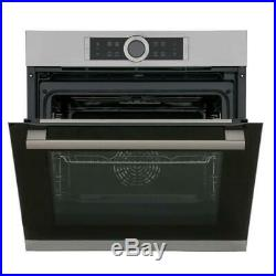 NEW Graded Bosch Serie 8 HBG634BS1B Single Built In Electric Oven COLLECTION