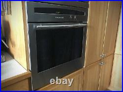 Neff B1641 Built In Electric Single Oven Excellent Condition