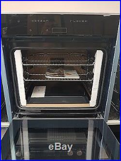 Neff B17cr32n1b Electric Built In Single Oven Stainless Steel Brand New