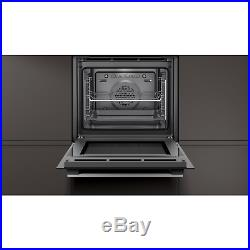 Neff B1GCC0AN0B N 30 Built-in Circotherm Single Oven Stainless Stee B1GCC0AN0B