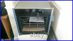 Neff B27cr22n1b N70 Built In 60cm Electric Single Oven
