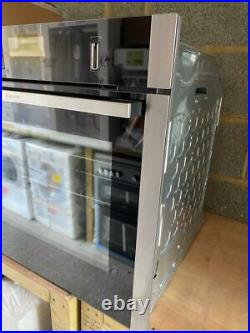 Neff B2ACH7HN0B Built-In Pyrolytic Single Oven, Stainless Steel