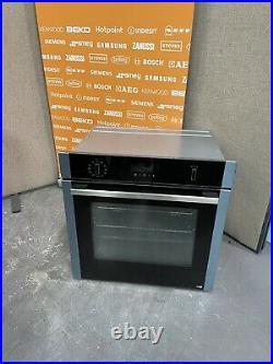 Neff B2ACH7HN0B N50 Built In 59cm Electric Single Oven -Stainless Steel HW175078