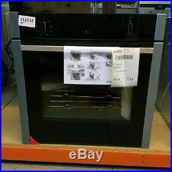 Neff B4ACF1AN0B Slide and Hide Built-In Single Oven, Stainless Steel #241732