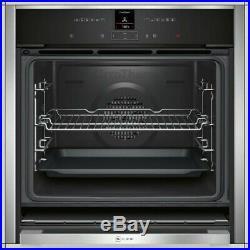 Neff B57CR22N0B / B57CR22N1B Slide-&-Hide Built-In Single Oven SALE! SALE