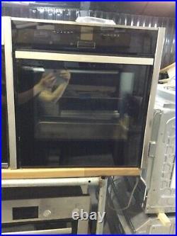 Neff N70 B57CR22N0B Slide and Hide Pyrolytic Single Oven Stainless Steel / New