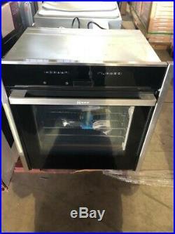 Neff Slide&Hide B57CR22N0B Stainless steel Built-in Electric Single Oven