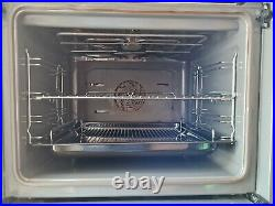 Neff Slide&Hide Multifunction Single Electric Oven Built-in Stainless Steel 60cm