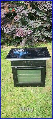 Neff built in single oven