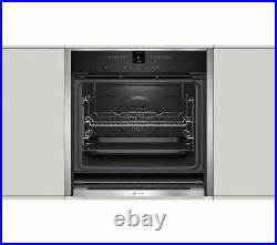 New Graded Neff N70 B57CR22N0B Single Built-In Electric Oven COLLECTION