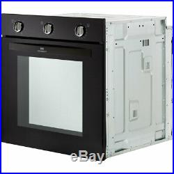 Newworld NW602F Built In 59cm A Electric Single Oven Black New