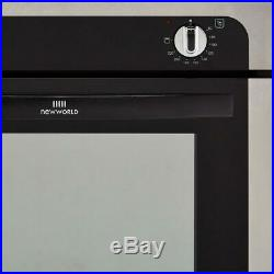 Newworld NW602V Built In 59cm A Electric Single Oven Stainless Steel New