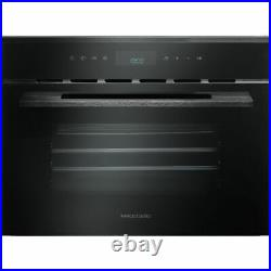 Rangemaster ECL45SCBL/BL Eclipse Built In 59cm Single Cavity Steam Oven Black