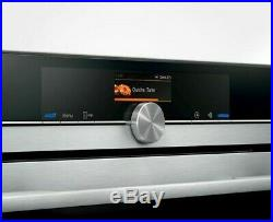SIEMENS iQ700 HB656GBS6B Integrated Built In Single Oven, RRP £749