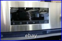 Samsung Dual Fan NV70K3370BS Built In Electric Single Oven 68L Stainless Steel