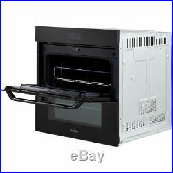 Samsung NV75R7646RB Prezio Dual Cook Flex Built In 60cm A+ Electric Single Oven