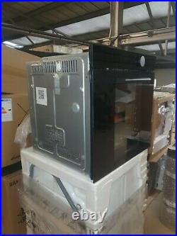 Samsung NV75T8549RK Built In Infinite Range Dual Cook Single Oven BLACK