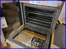 Siemens HB151550B 60cm Built-in Electric Single Oven Stainless Steel