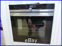 Siemens HB632GBS1B built-in single electric oven
