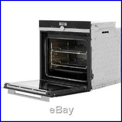 Siemens HB672GBS1B IQ-700 Built In 60cm A+ Electric Single Oven Stainless Steel