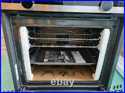 Siemens iQ500 HB578A0S0B Single Built In Electric Oven (only 15 Months old)