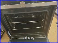 Siemens single oven built in HB656GBS1B self cleaning