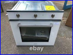 Smeg Cucina SF64M3VB Built In Electric Single Oven White