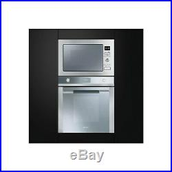 Smeg SF109S Linea Silver Multifunction Electric Built In Single Maxi Oven SF109S