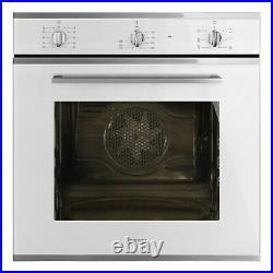 Smeg SF64M3VB Cucina Multifuction Single Oven White