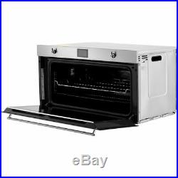 Smeg SFR9390X Classic Built In 90cm A+ Electric Single Oven Stainless Steel New