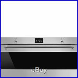 Smeg SFR9390X Classic Built In 90cm Electric Single Oven Stainless Steel