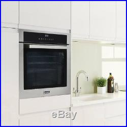 Stoves SEB602MFC Built In 60cm A Electric Single Oven Black New