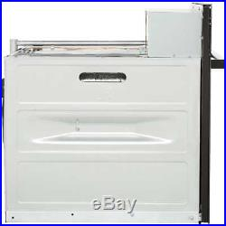 Stoves SGB600PS Built In A Gas Single Oven 60cm Stainless Steel New from AO