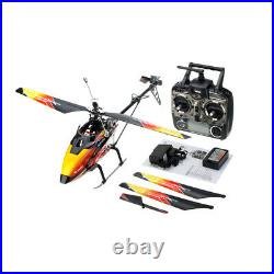 V913 RC Helicopter 2.4G 4CH 28-inch Single-Propeller Built-In Gyro RC Drone Toy