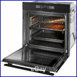 Whirlpool AKZ96230NB Touch Control Electric Built-in Single Fan Oven 73 Litre