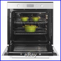 Whirlpool AKZM756IX 67L Multi-function Single Built-in Oven in Stainless Steel