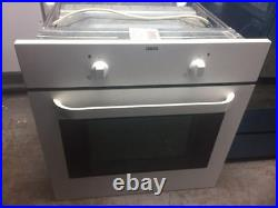 Zanussi ZOB150W Electric Built In Single Oven in White