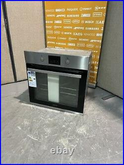 Zanussi ZOP37982XK Built-In Single Electric Oven pyro clean S/Steel HW174301