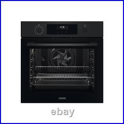 Zanussi ZOPNX6K2 Series 60 SelfClean Built in Single Oven Black