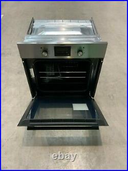 Zanussi ZZB35901XA Built In Electric Single Oven Stainless Steel A #LF24943